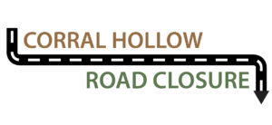 Corral Hollow Road Closure